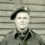 Bruce KentLondonBritish Army1947-1949