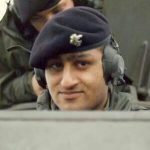 Salman MirzaBirminghamBritish Army1986-1989