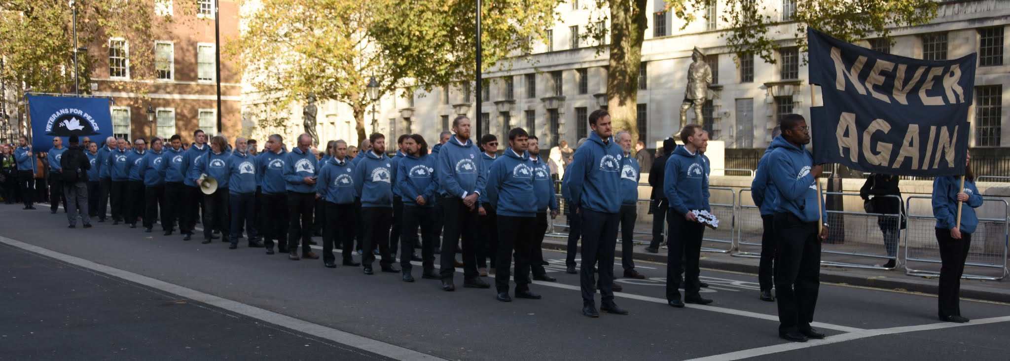 ANNUAL GATHERING 2019: THE CENOTAPH post image