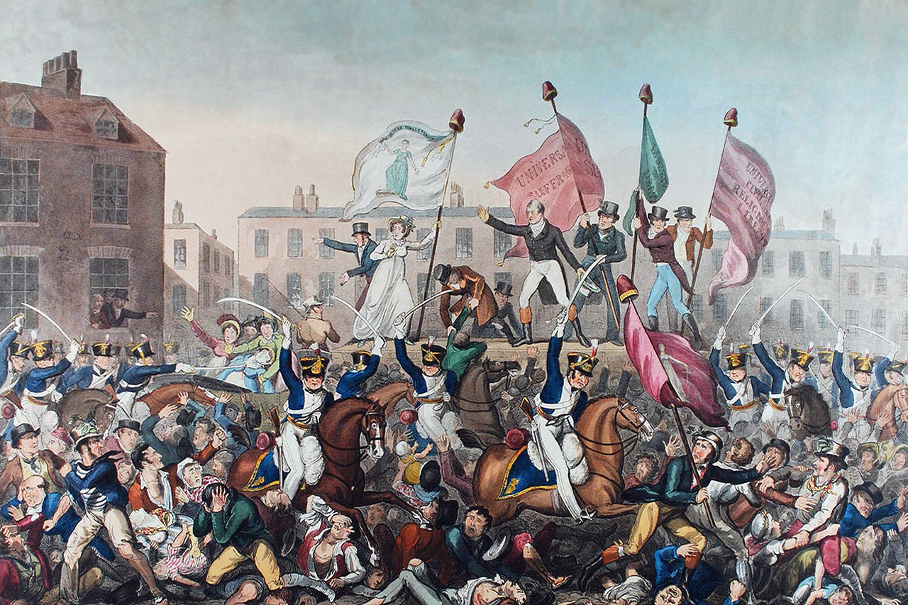 COSTS OF WAR: PETERLOO post image