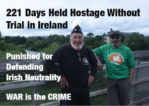 VETERANS FOR PEACE HELD IN IRELAND post image