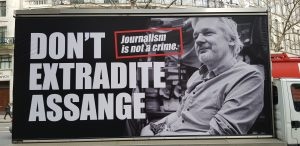 We Need To Fight Now More Than Ever To FREE JULIAN ASSANGE, by Danny Beever post image